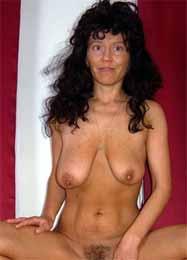 Ein Nacktbild von mir am Sonntagmorgen